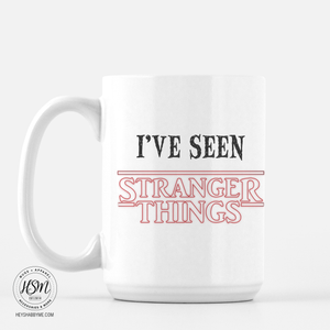 Stranger Things - Mug