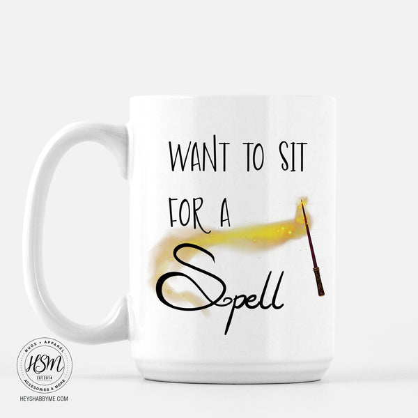 Want to sit for a spell