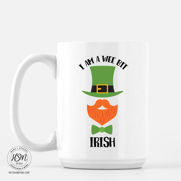 Wee Bit Irish - Mug