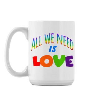 Love is the Answer - Mug