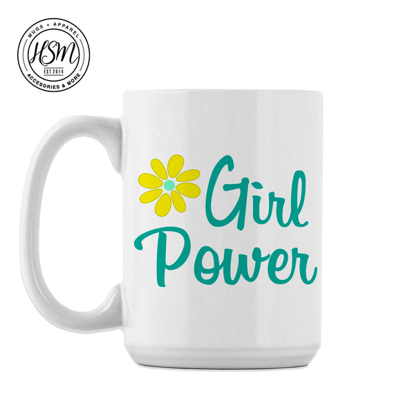 Girl Power - Mug