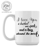 Bushel and Peck - Mug