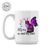 Independent Kittycorns - Mug