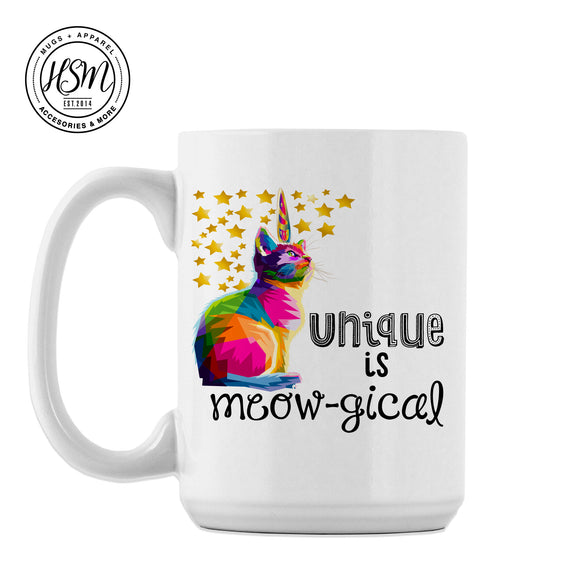 Magical Kittycorn - Mug