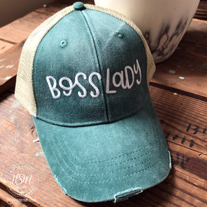 Boss Lady - Hat
