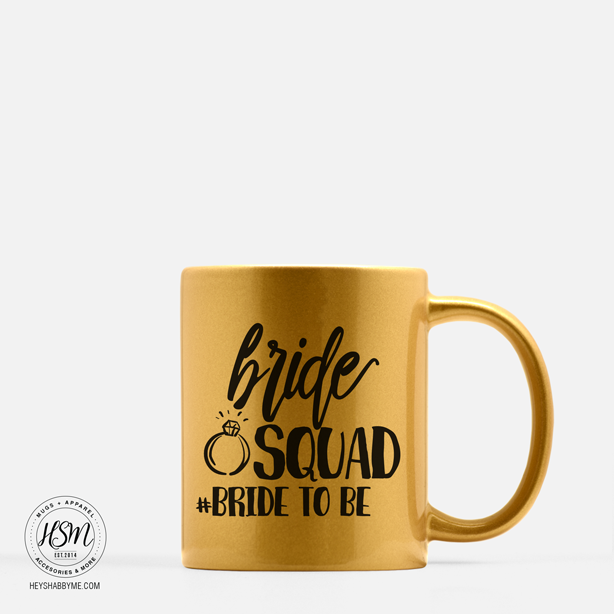 Bride Squad #BrideToBe - Bride To Be