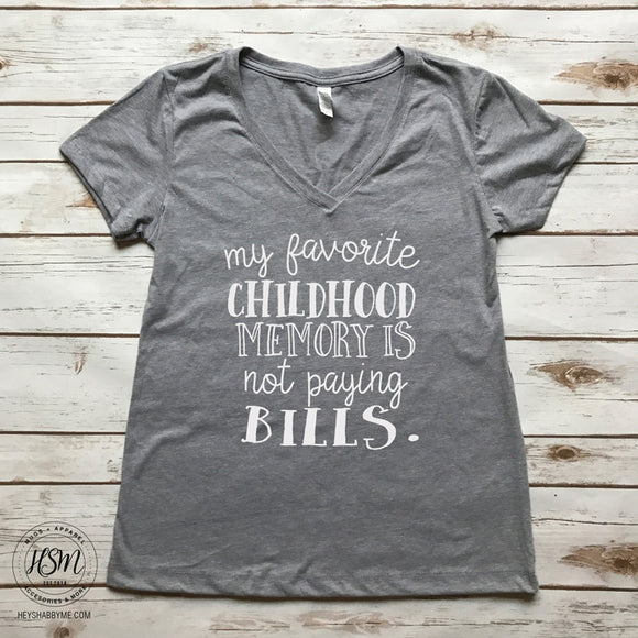 Childhood Memory - Tee - Shirt