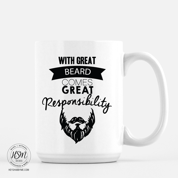 Great Beard - Mug