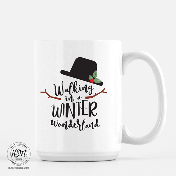 Winter Wonderland - Mug