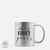 Mrs. Fancy Pants - Mug