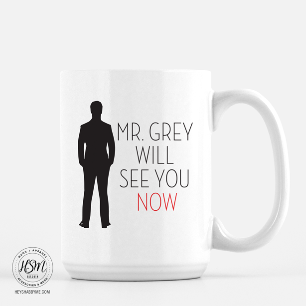 Grey Will See You Now