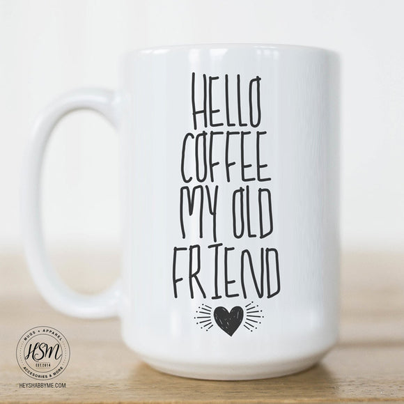 Old Friend - Mug