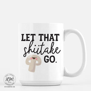 Let It Go - Mug