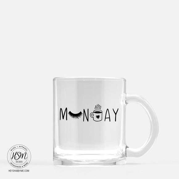 Monday - Glass - Mug