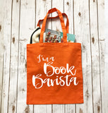 Book Barista - Tote - Bag