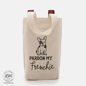 Pardon My Frenchie - Tote - Bag