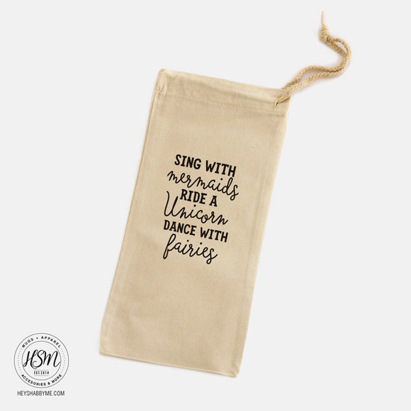Mermaids, Unicorn, Fairies - Vino - Bag