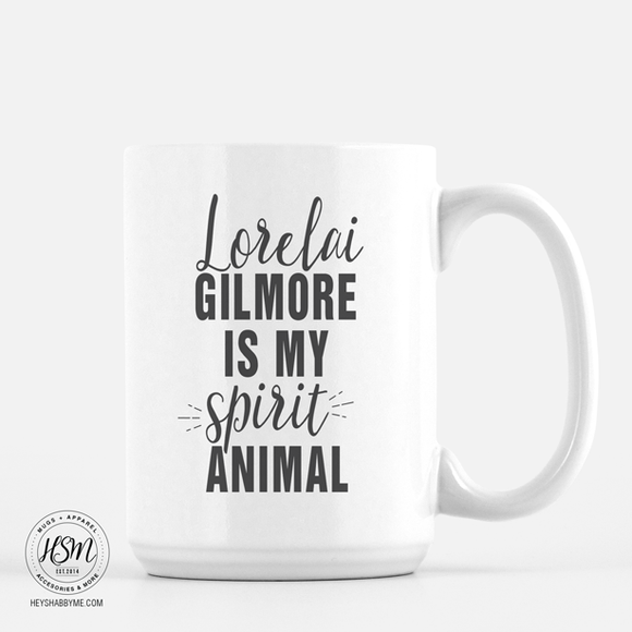 Lorelai, Spirit Animal - Mug