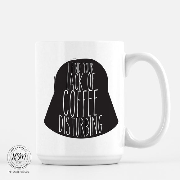 Lack of Coffee - Mug
