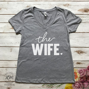 The Wife - Tee - Shirt
