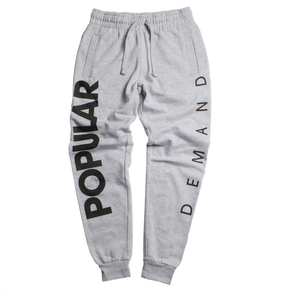 Jersey sweatpants