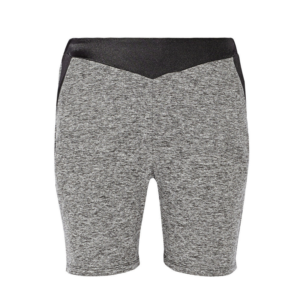 Stretch-jersey shorts