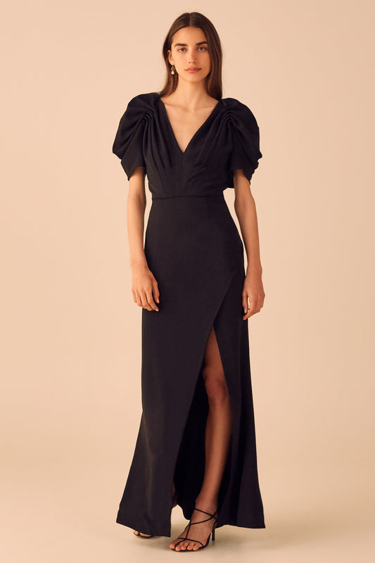 VICES GOWN black
