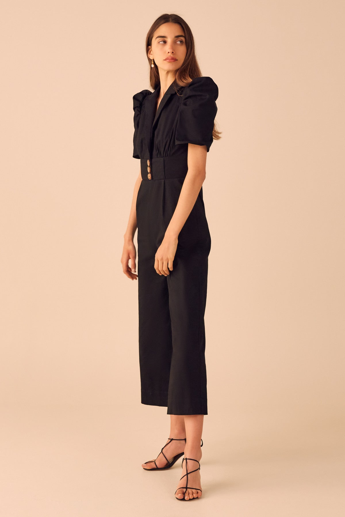 SUBSCRIBE JUMPSUIT black