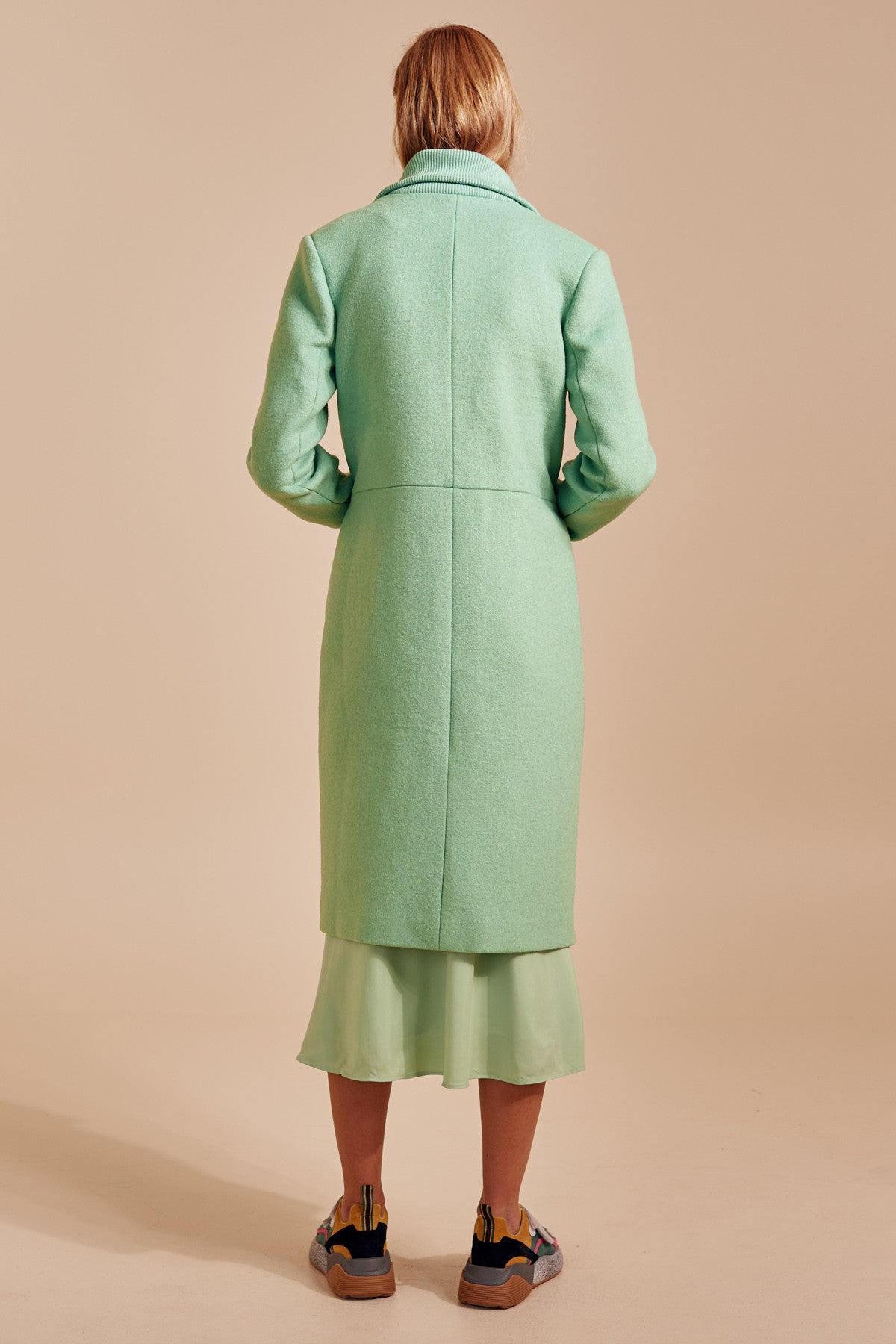 DUALITY COAT mint