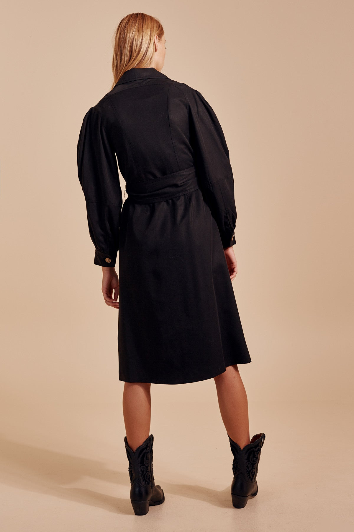 AFFECTATION TRENCH black