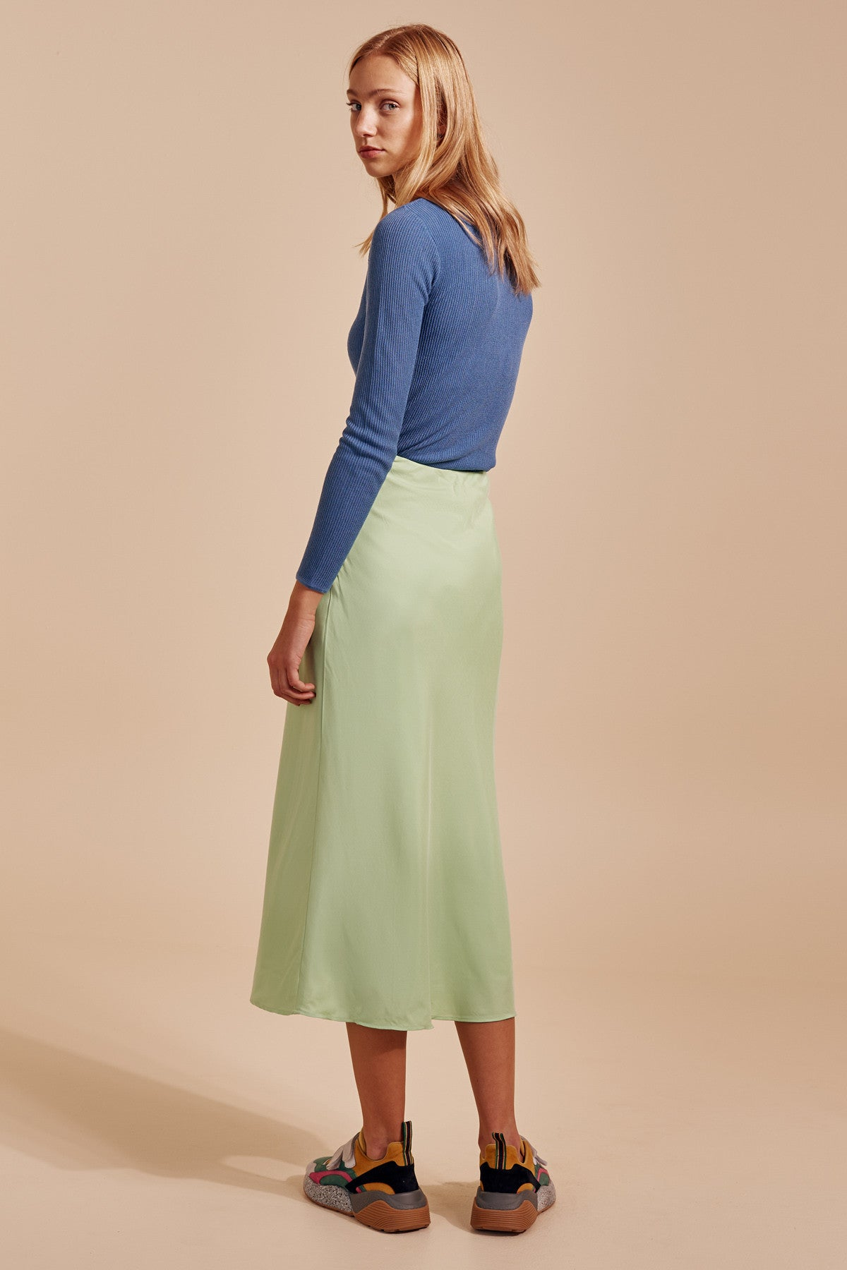 SANGUINE SKIRT mint