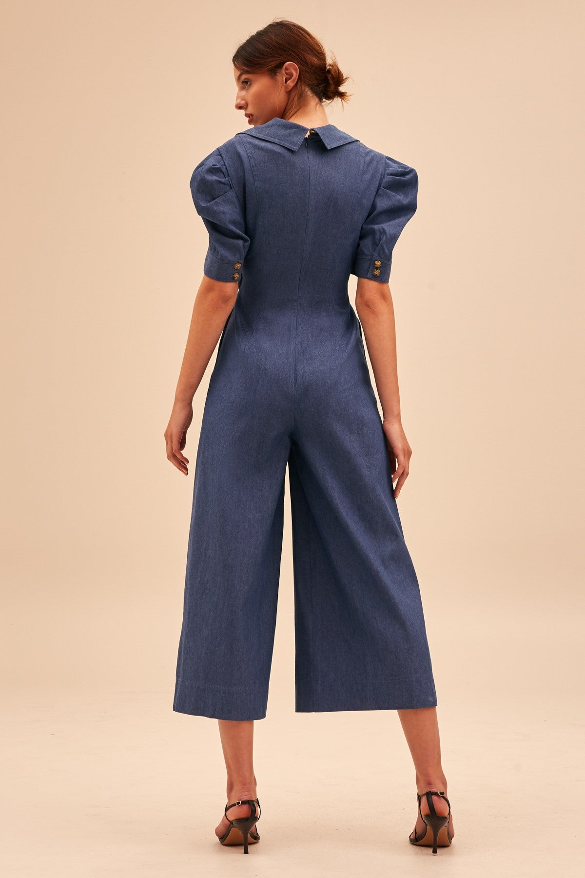KIND TO YOU JUMPSUIT indigo