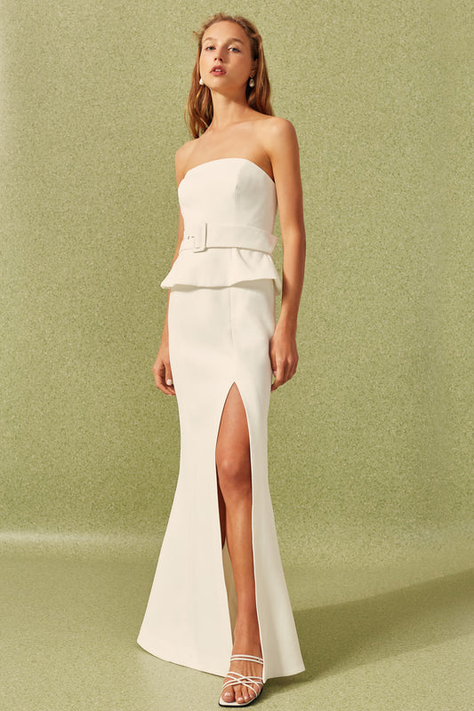 MODE GOWN ivory