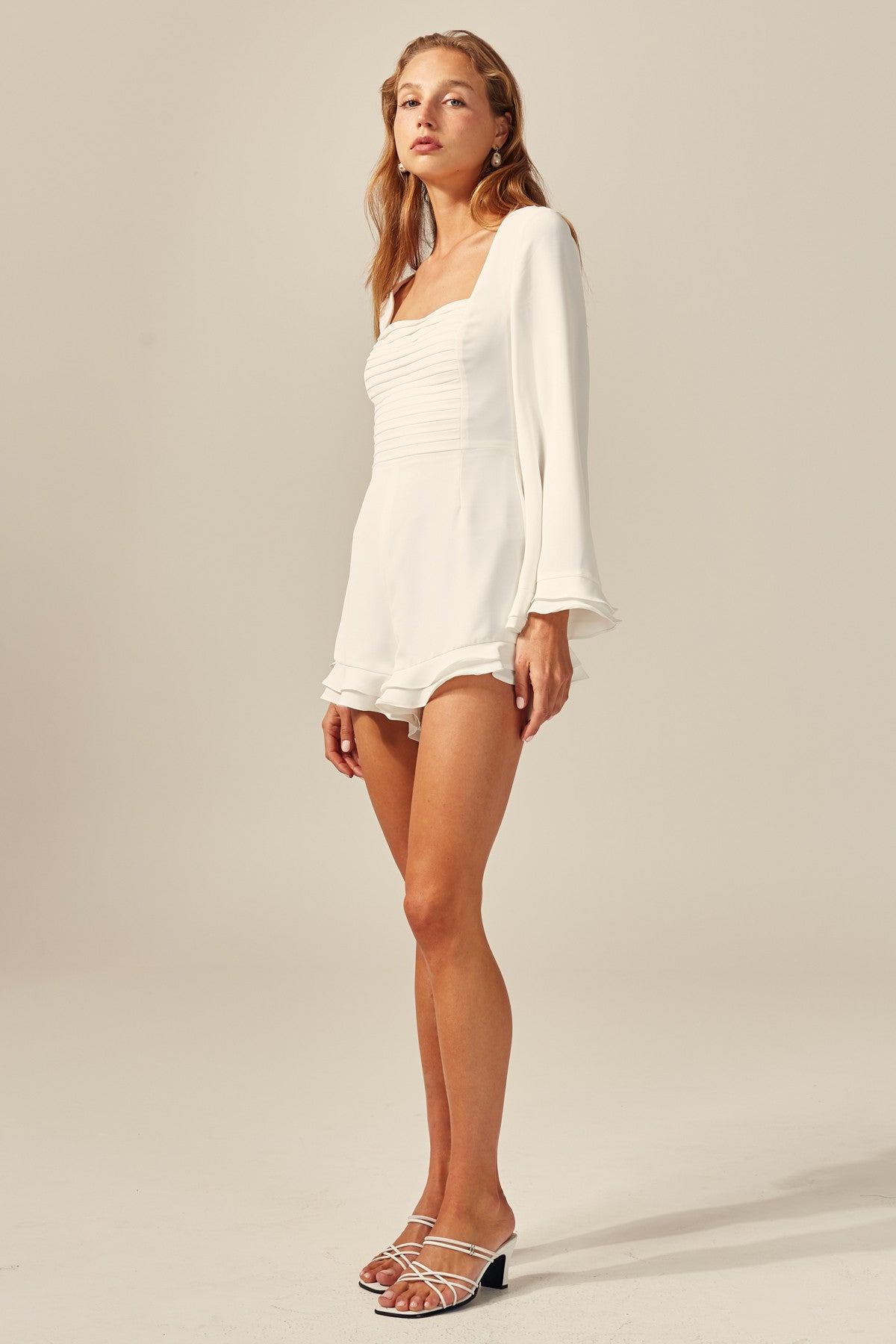 AUGMENT PLAYSUIT ivory