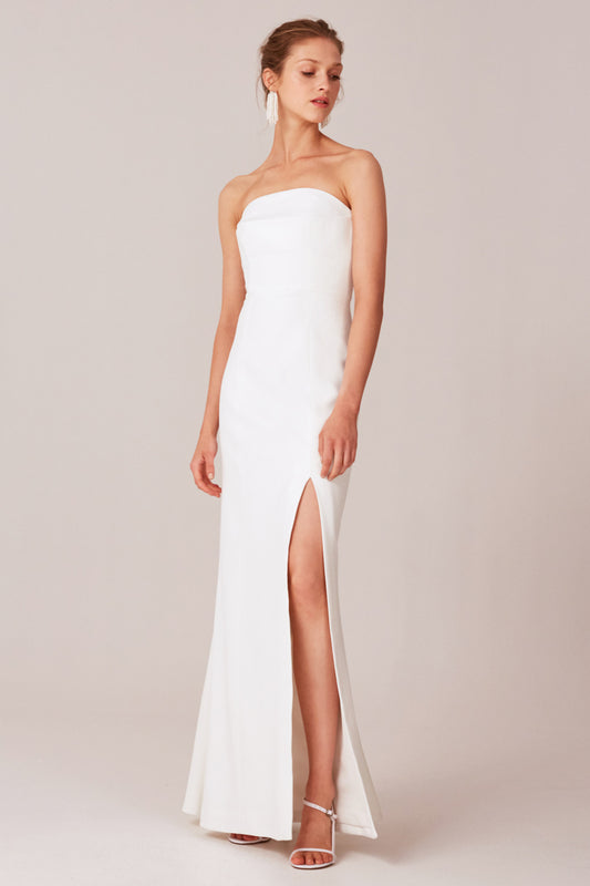 NEXT STEP GOWN ivory