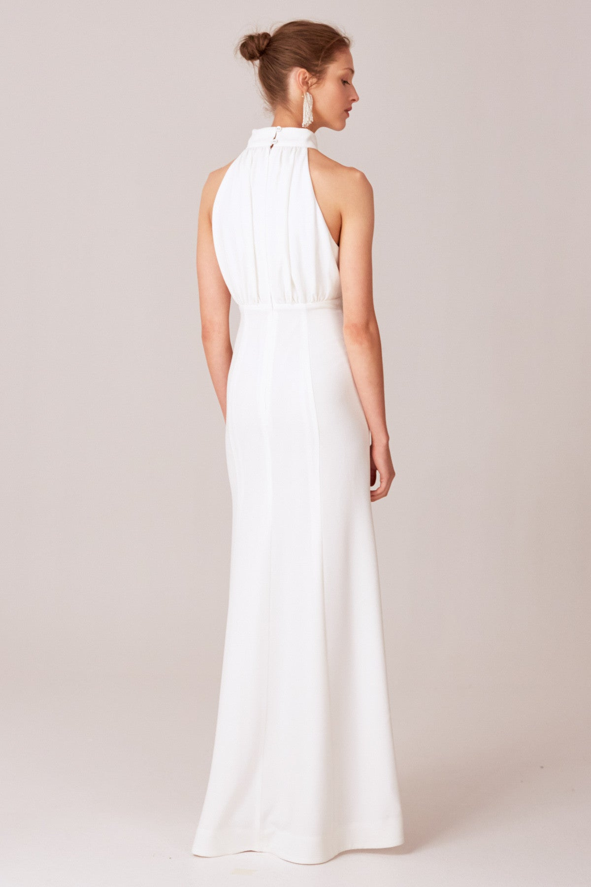 WILLING GOWN ivory