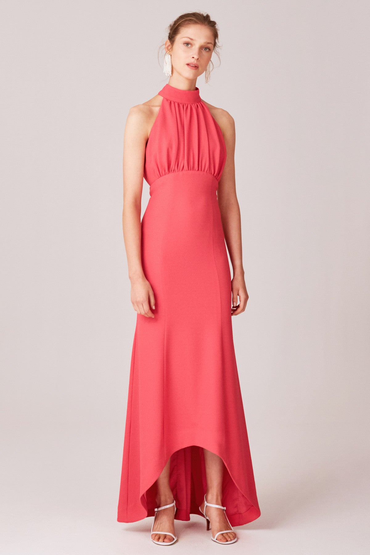 WILLING GOWN fuchsia