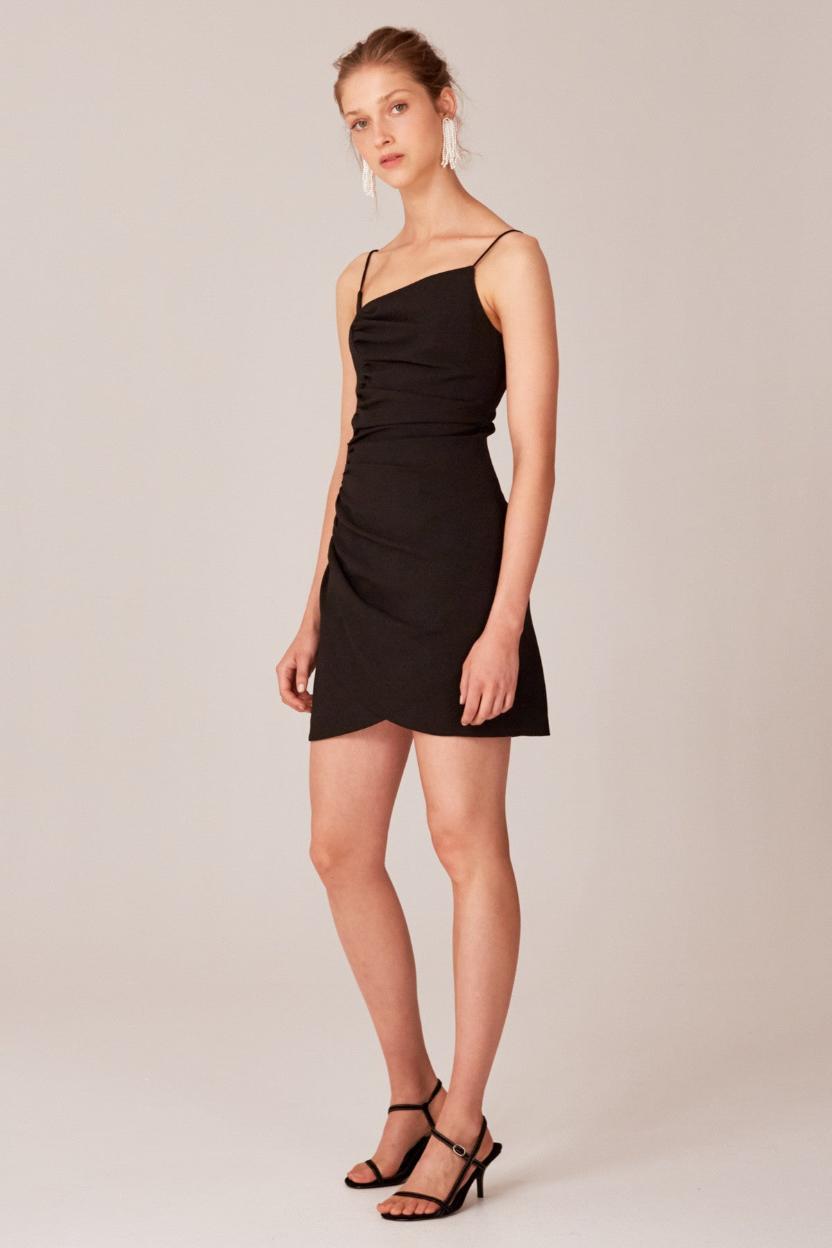 WILLING MINI DRESS black