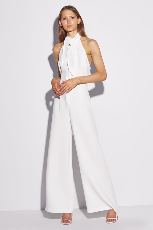 CHAPTER ONE JUMPSUIT ivory