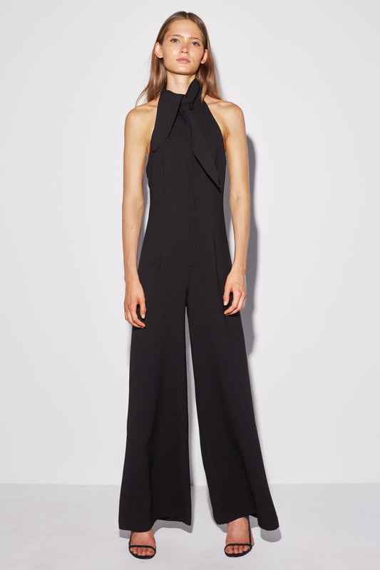 CHAPTER ONE JUMPSUIT black