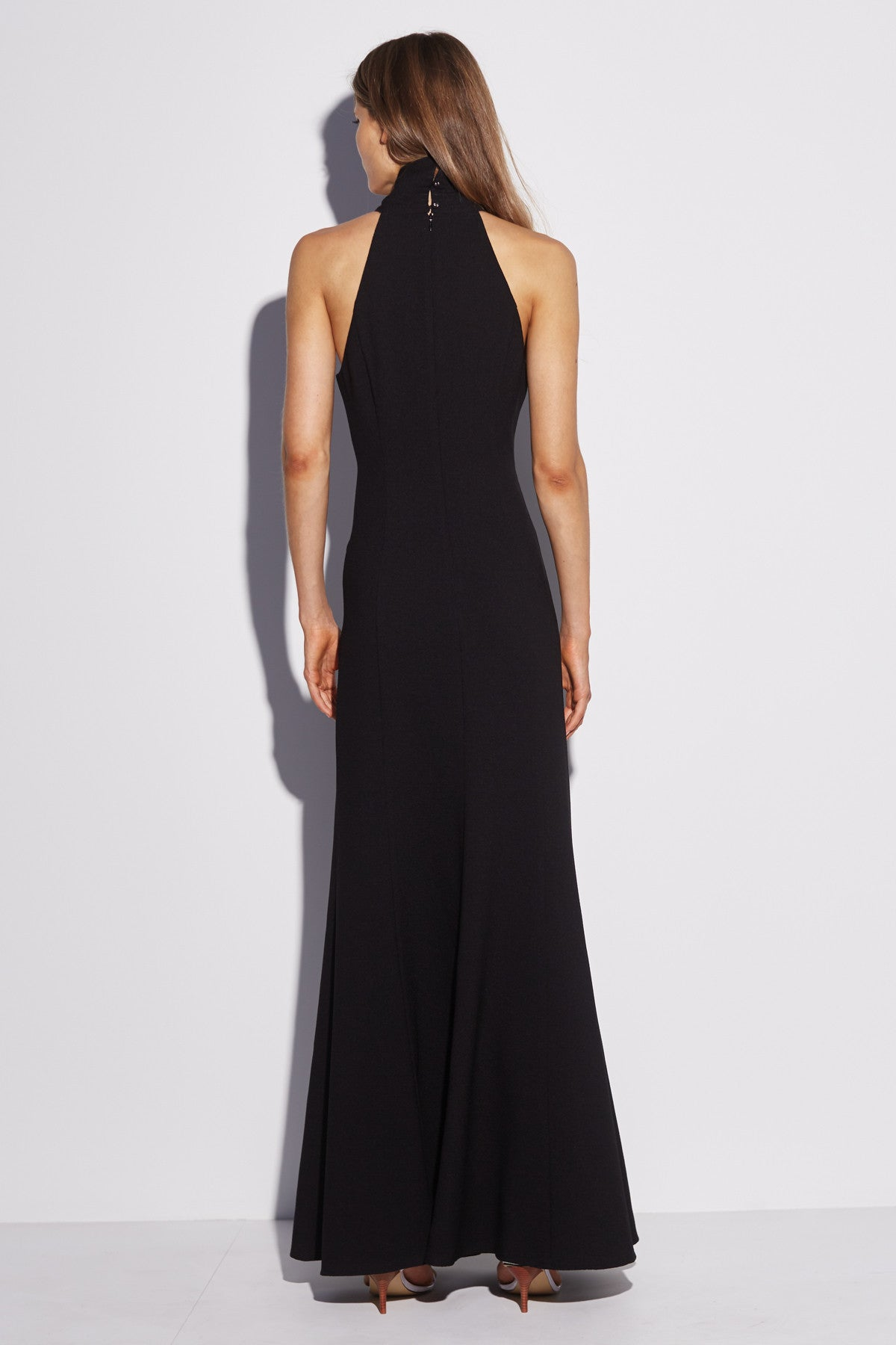 CHAPTER ONE GOWN black