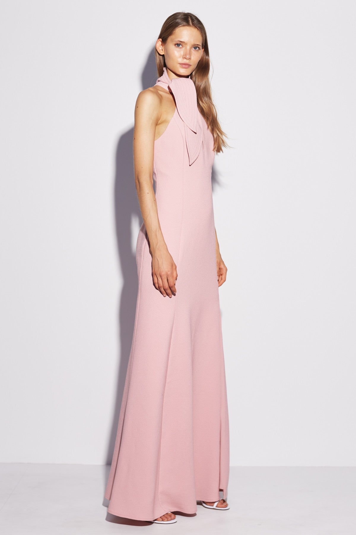 CHAPTER ONE GOWN pink