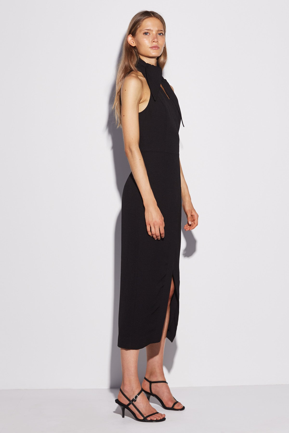 CHAPTER ONE DRESS black