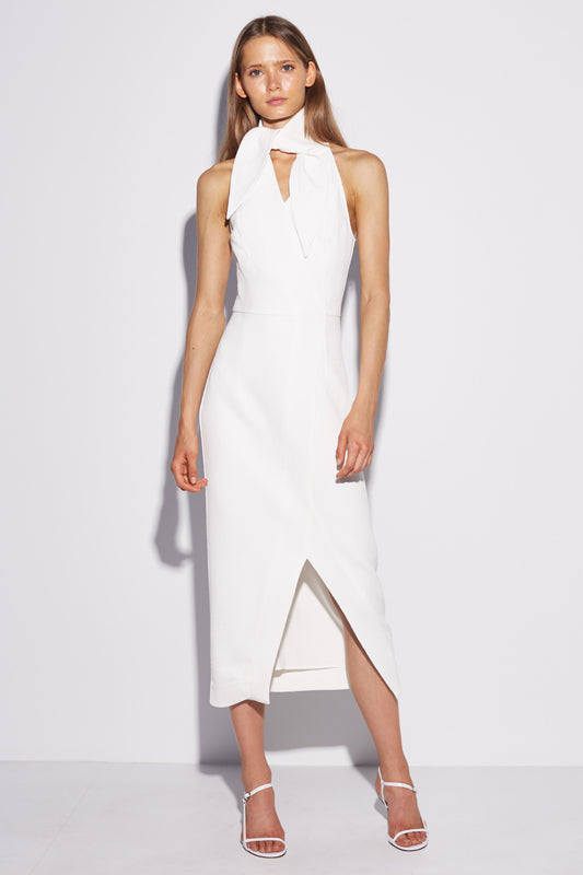 CHAPTER ONE DRESS ivory