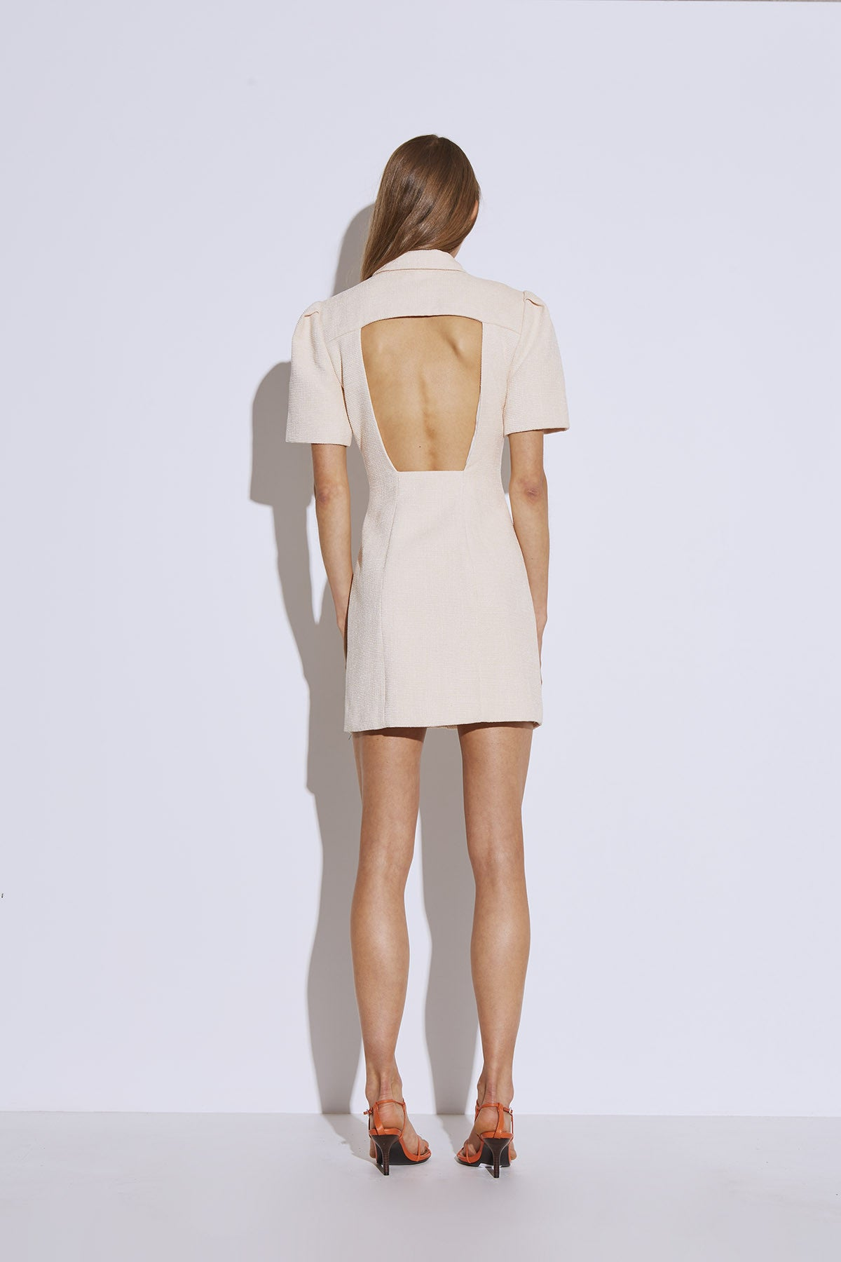 PROPHECY DRESS cream