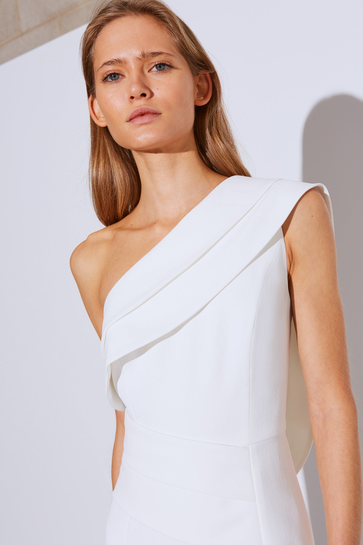 FRAGMENT GOWN ivory