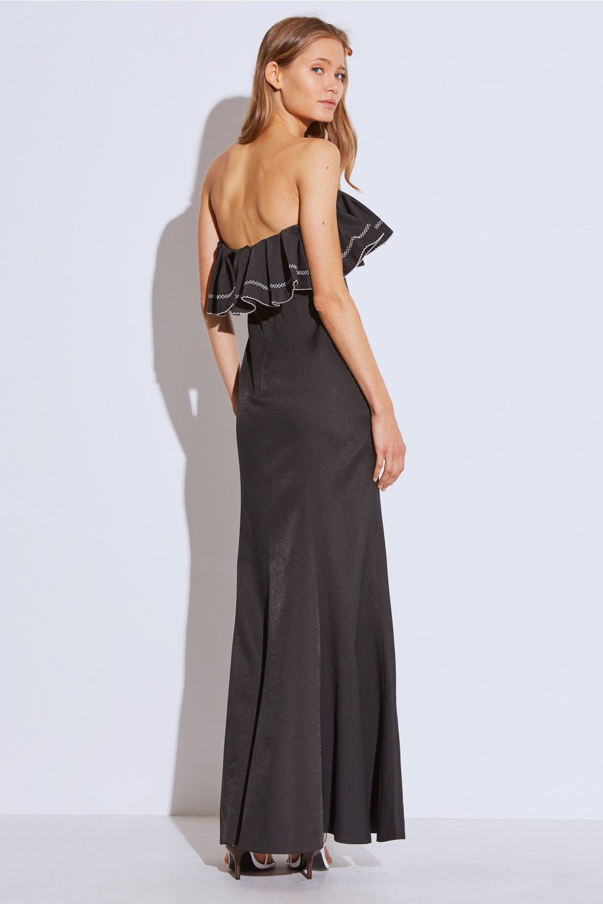 AFFINITY GOWN black
