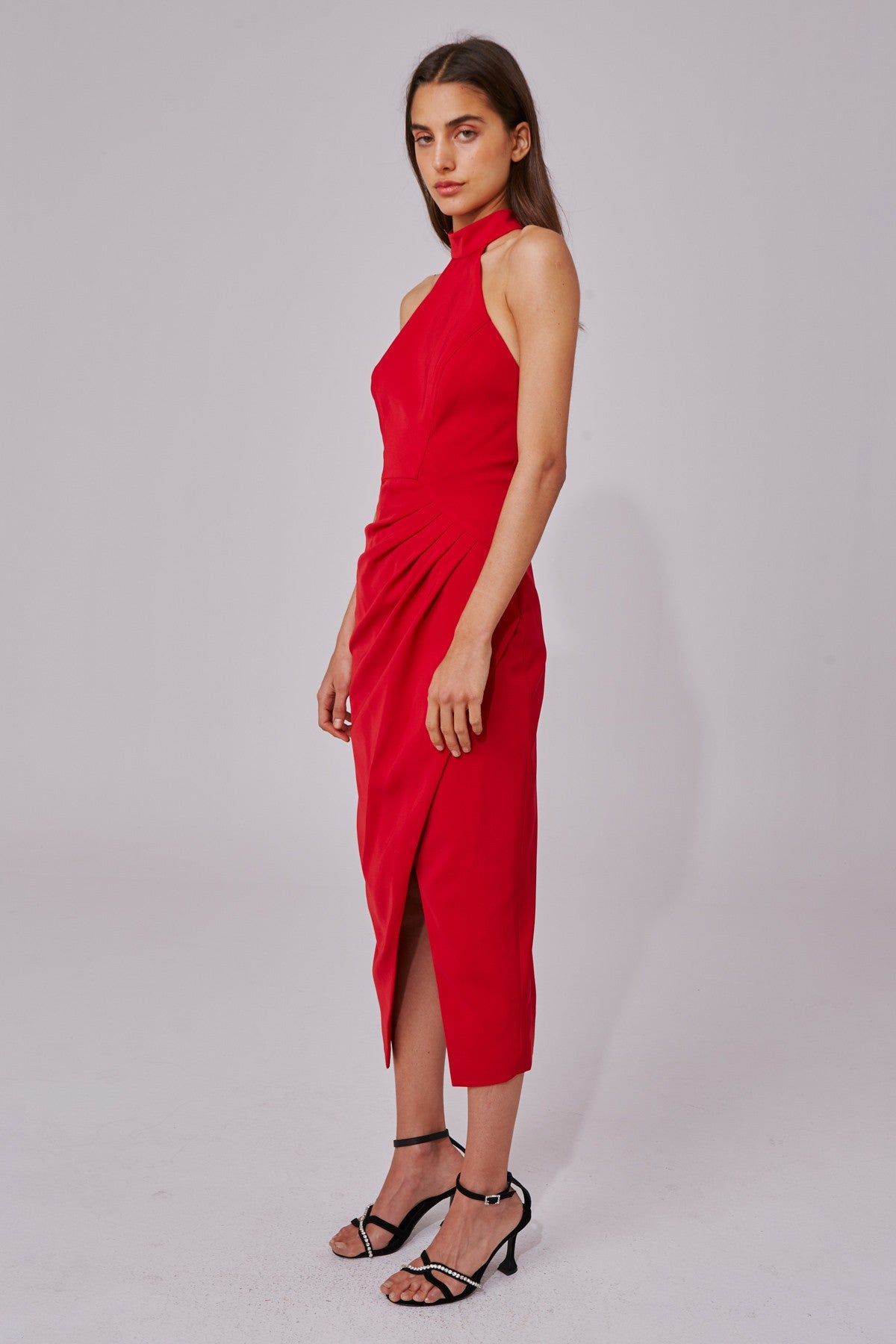 CALIBER DRESS red