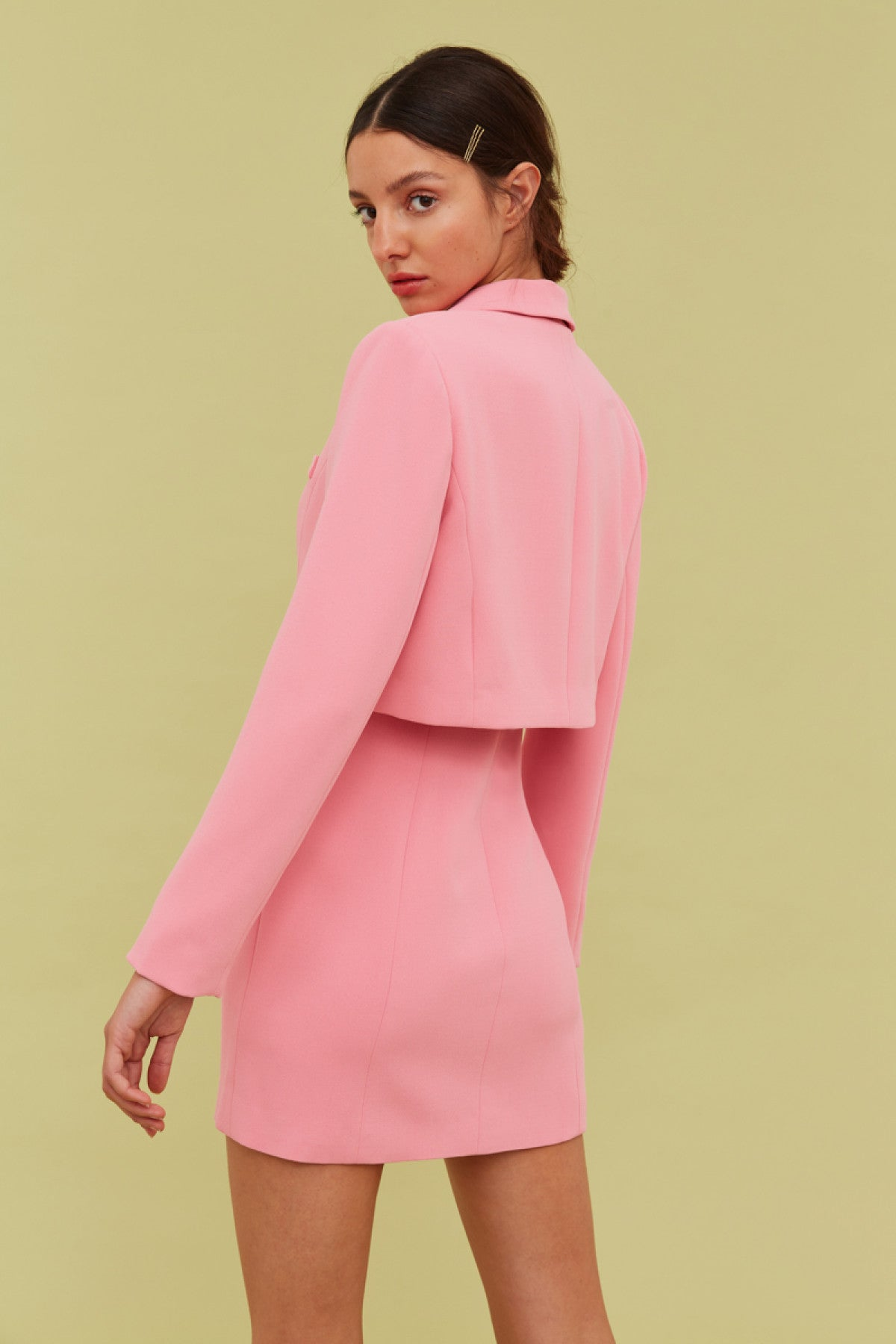 HEREAFTER DRESS pink