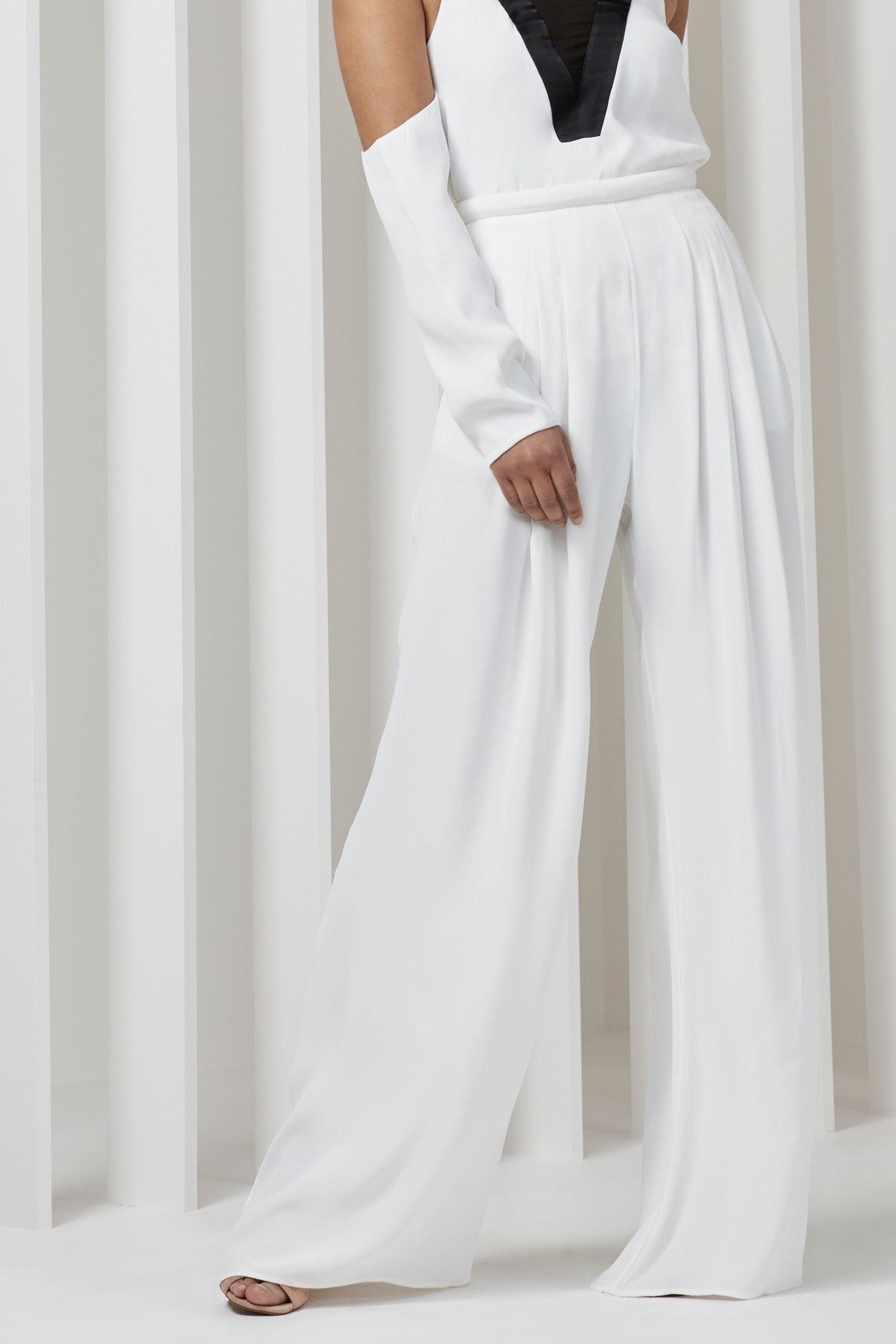 DIFFERENT LIGHT PANT ivory